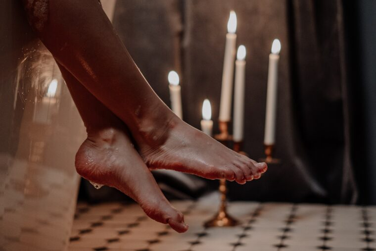 Jak zadbać o piękne stopy?